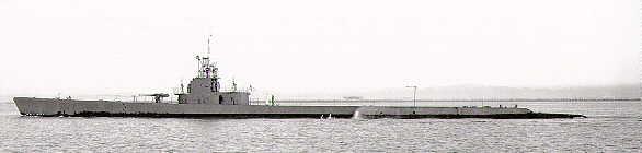 ผลการค้นหารูปภาพสำหรับ USS Gunnel SS-253